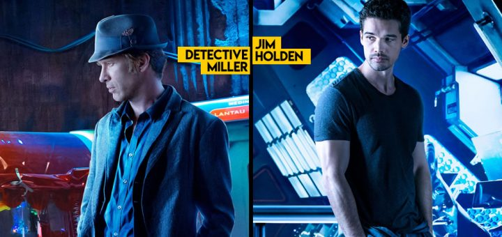 The Expanse: Detective Miller meets Jim Holden