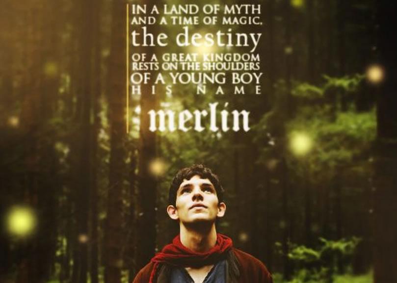 Merlin TV series intro