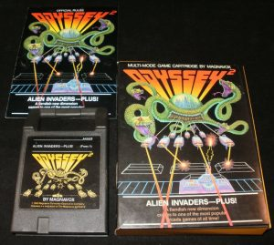 Cartucho videogame Odyssey