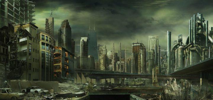 series pós-apocalípticas