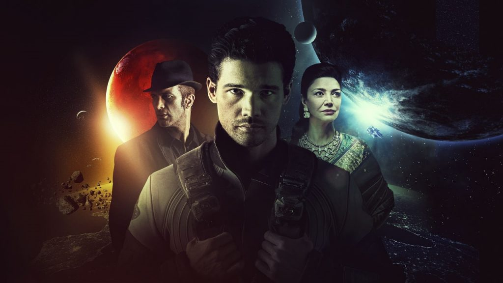 the expanse syfy netfliz amazon prime serie