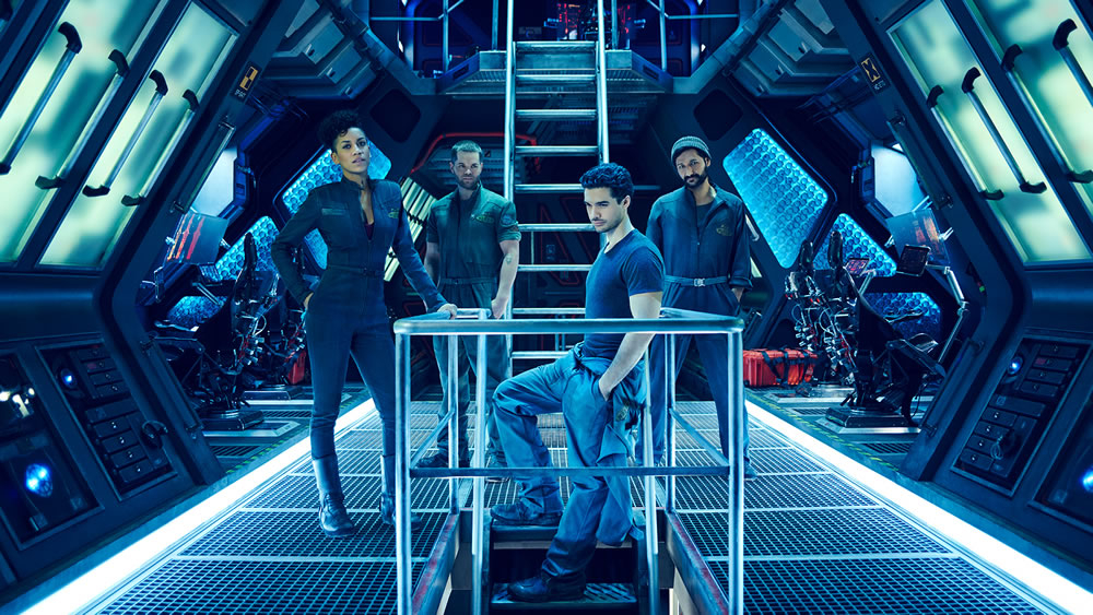 the expanse netflix syfy amazon prime serie