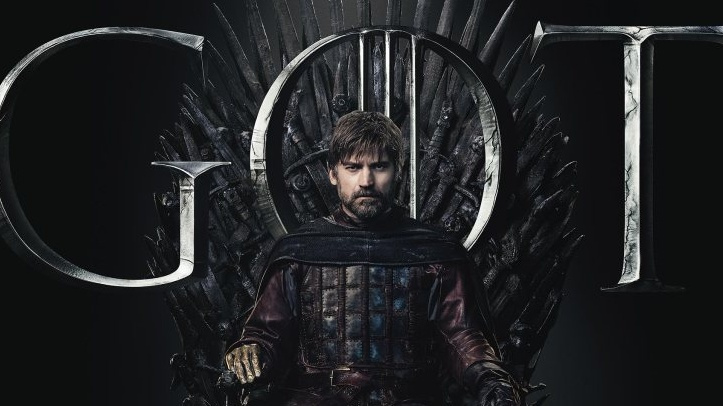 Jaime Lannister - Iron Throne