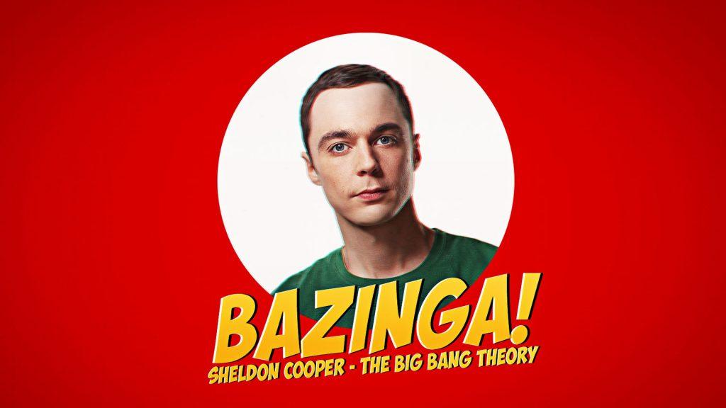 Bazinga Sheldon Cooper
