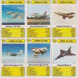 jogo super trunfo aviões de caça