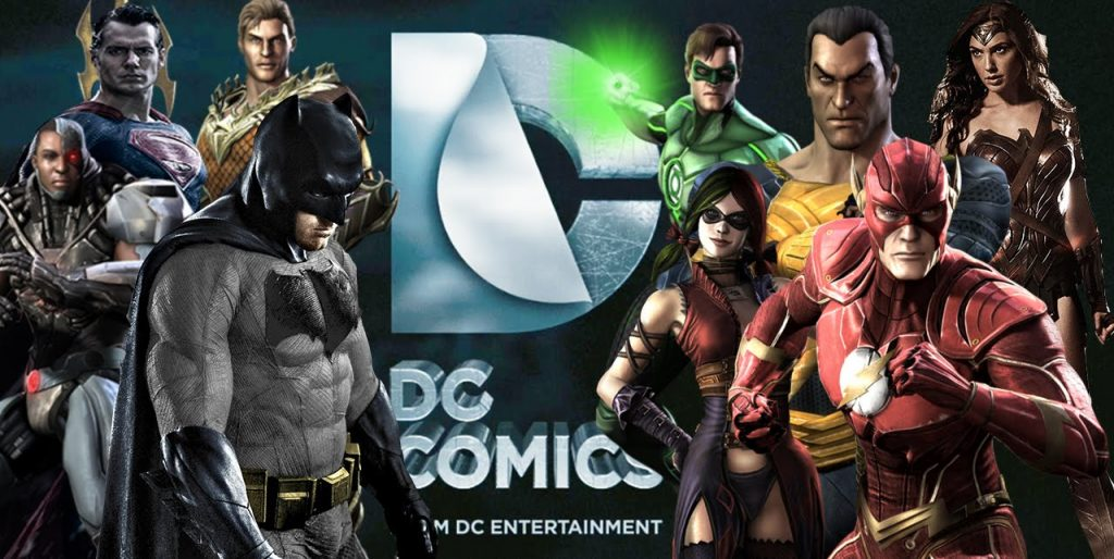 DC Comics / DC Entertainment heroes