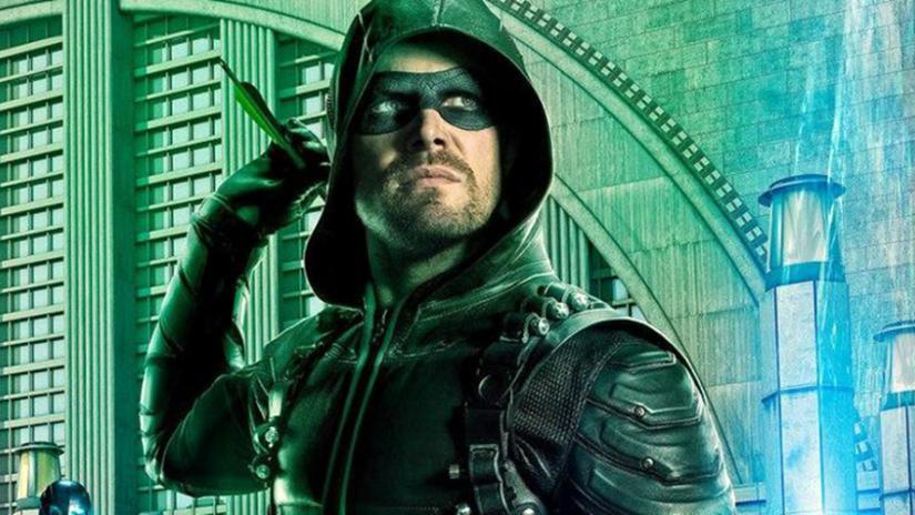Série Arrow (Arqueiro Verde)