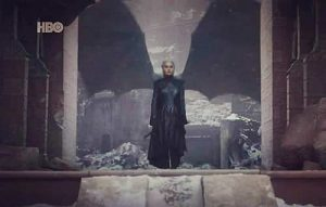 Daenerys Black Wings