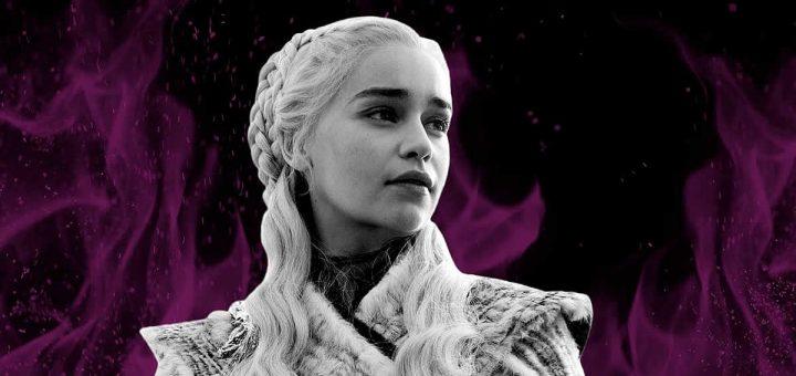 GOT's Daenerys Targaryen The Mad Queen