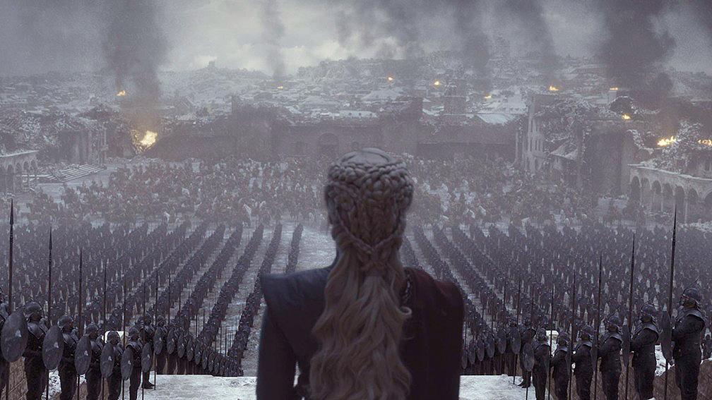 Daenerys Army, King's Landing