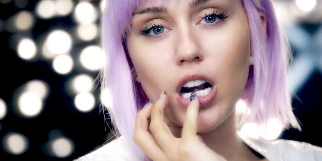 Miley Cyrus em Black Mirror