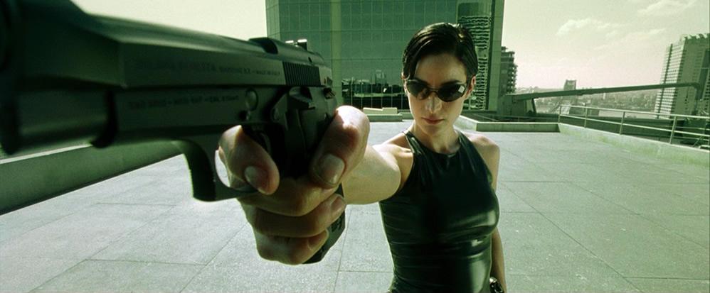 Trinity The Matrix