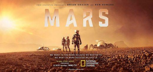 Mars, Nat Geo