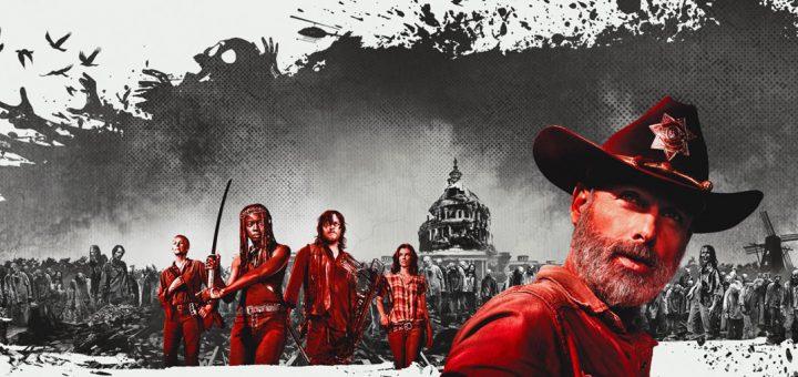 Nona temporada The Walking Dead