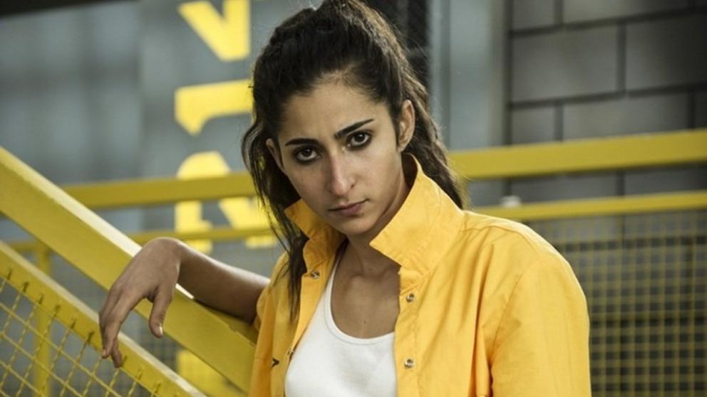Vis a Vis elenco: Alba Flores - Saray