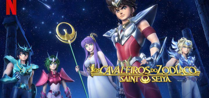 Os Cavaleiros do Zodíaco: Saint Seiya - Originais Netflix