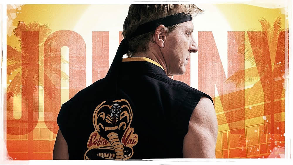 Série Cobra Kai - Youtube Originals