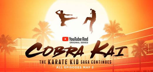 Série Youtube Originals Cobra Kai