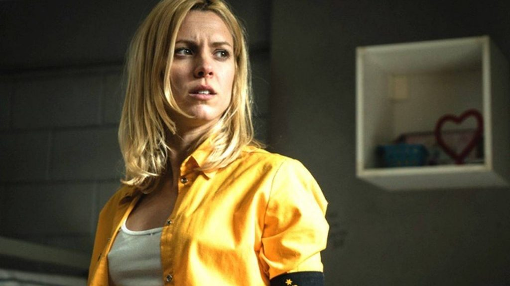 Vis a Vis elenco: Maggie Civantos - Macarena