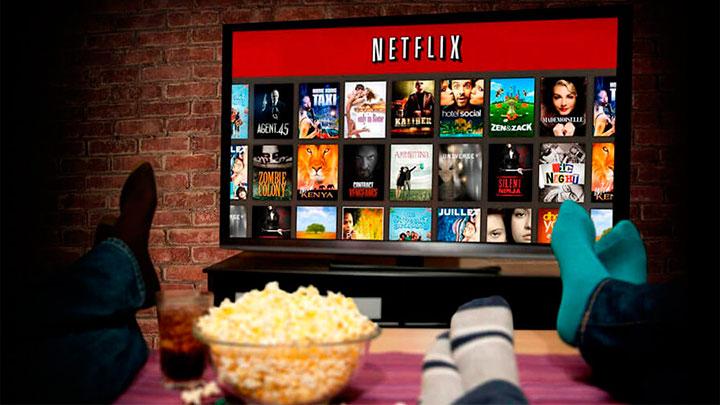 TV é Netflix.