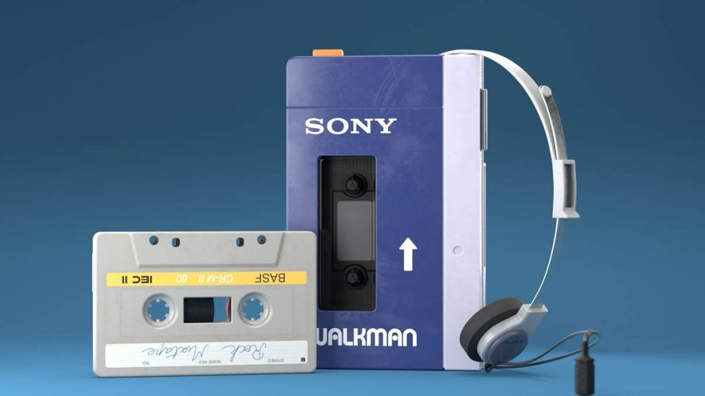 Sony Walkman, ícone dos anos 80