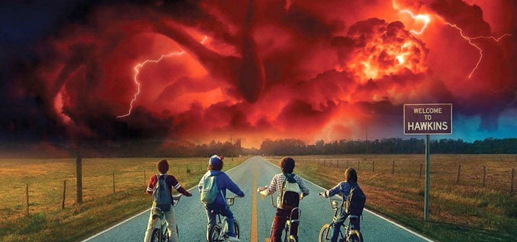 Strangers Things Mind Flayer