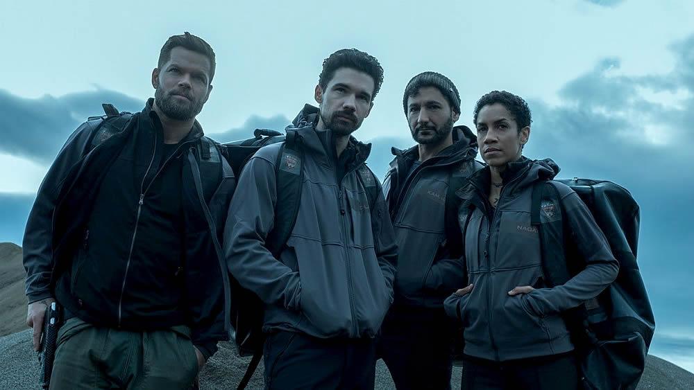 The Expanse: A tripulação fixa da Rocinante