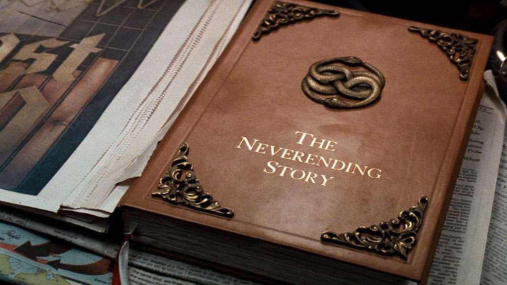O Livro The NeverEnding Story