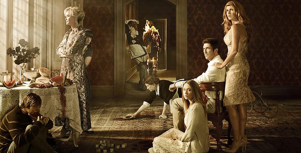 American Horror Story saiu da Netflix e foi para a Globoplay