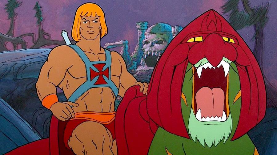He-Man e o Gato Guerreiro