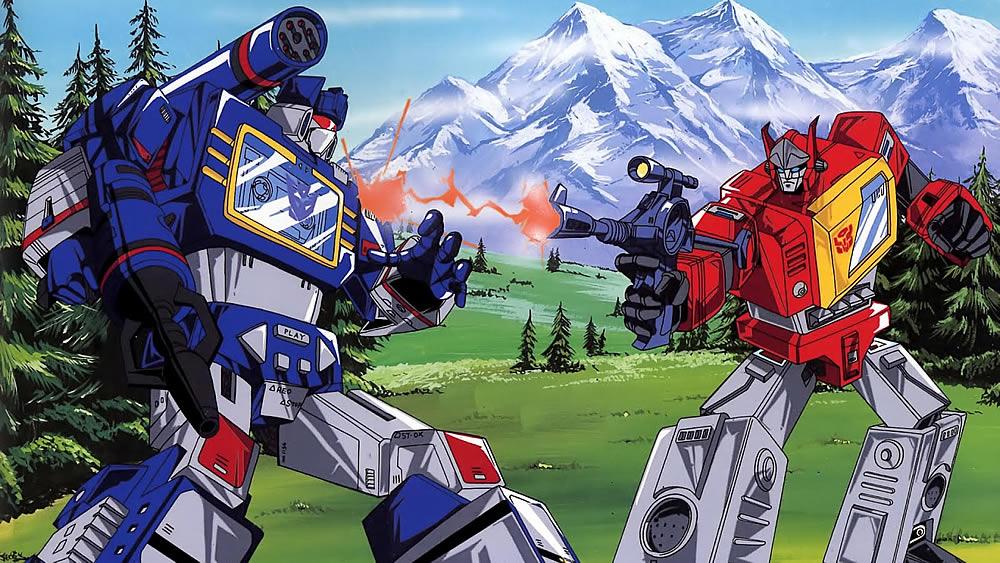 Transformers no Brasil - Xou da Xuxa, Rede Globo