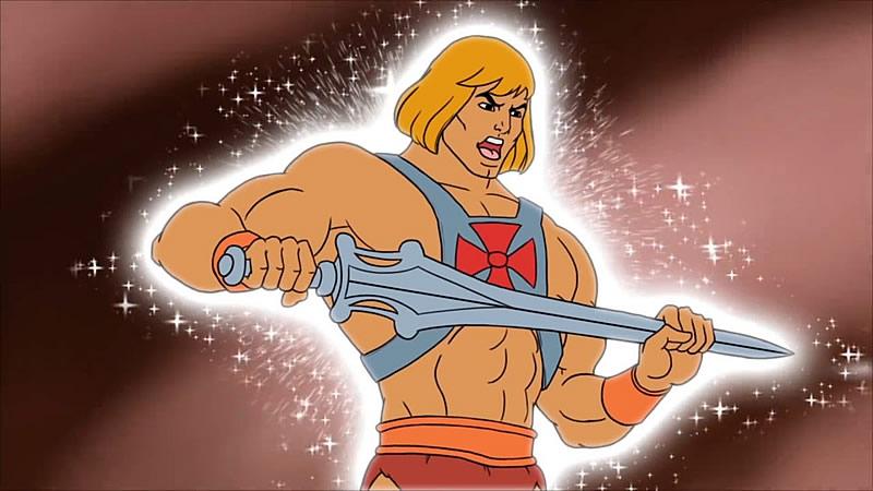 He-Man: Pelos poderes de Greyskull! (abertura do desenho)