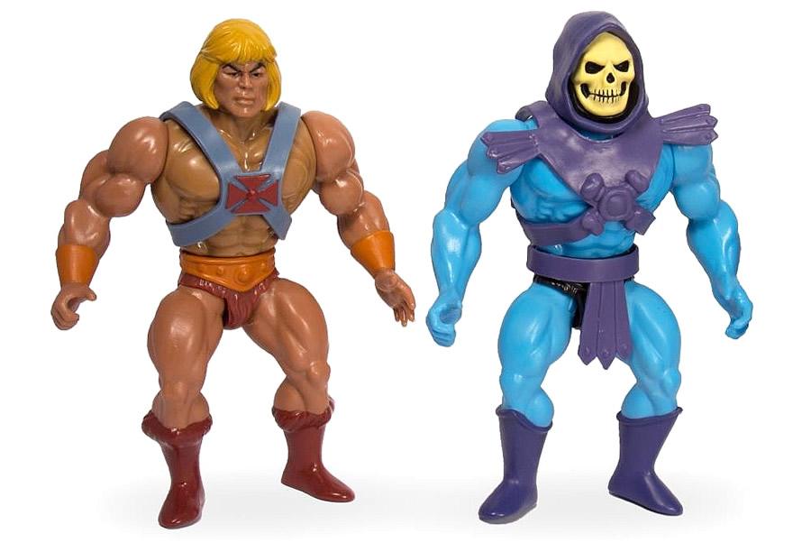 Bonecos do He-Man