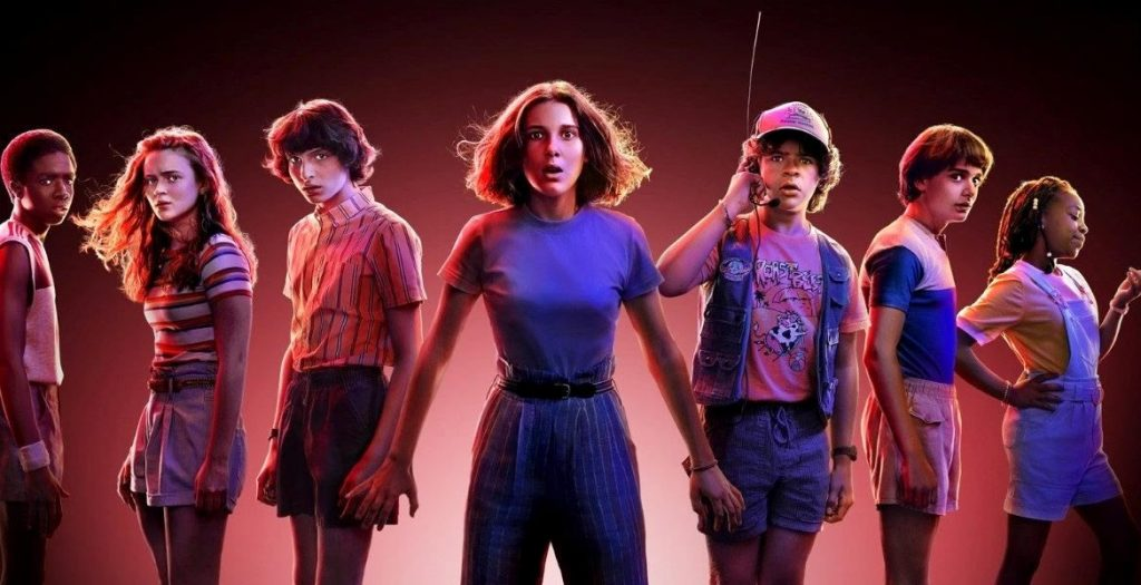 Elenco de Stranger Things