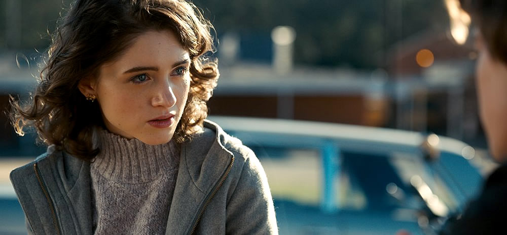 Nancy Wheeler - Natalia Dyer