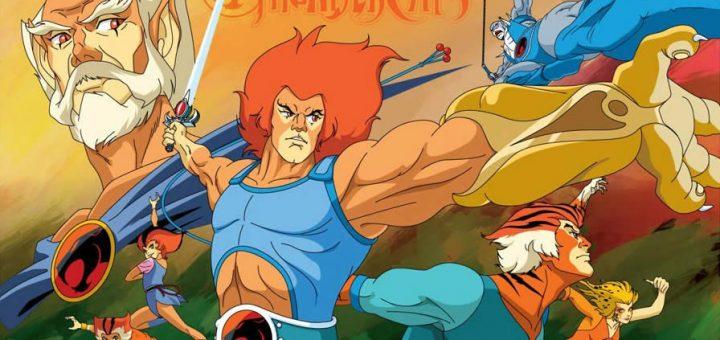 Desenho dos Thundercats anos 80