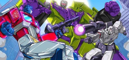 Os Transformers