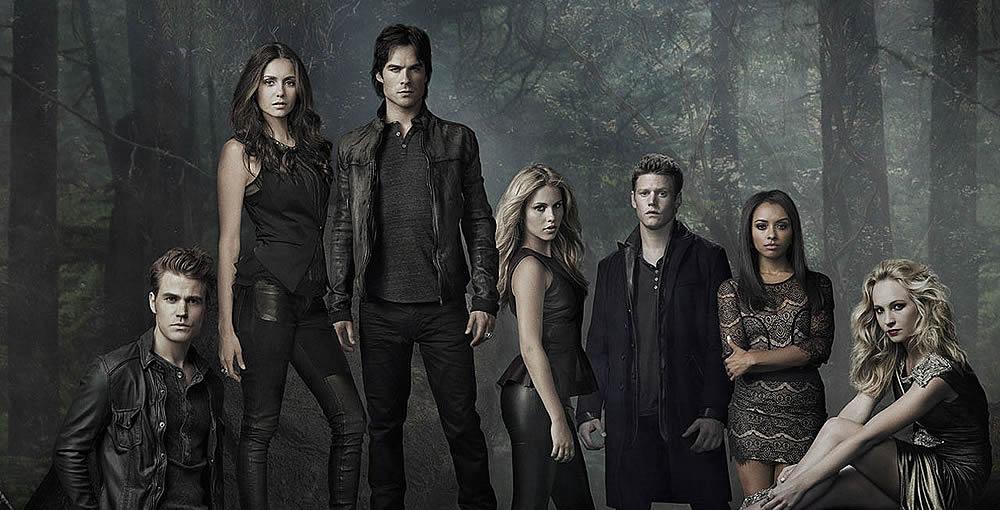 The Vampire Diaries saiu da Netflix e foi para a Globoplay