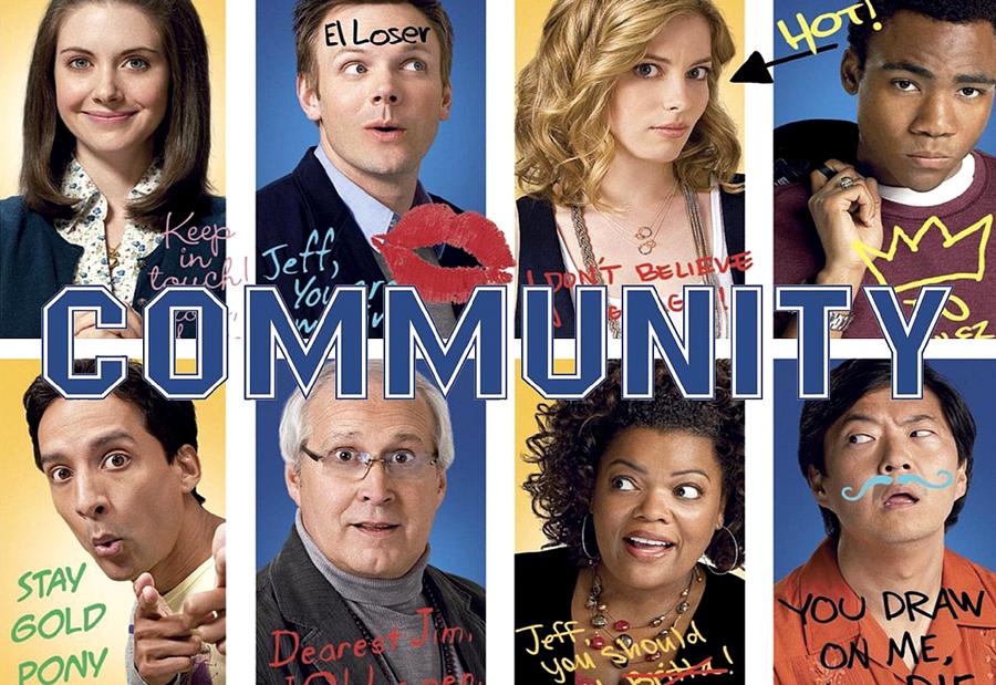 Community - primeira temporada da série