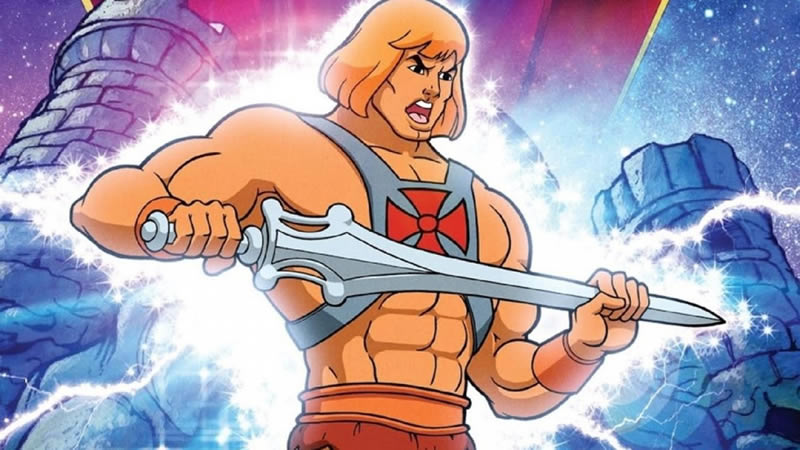 He-Man - Espada de Greyskull