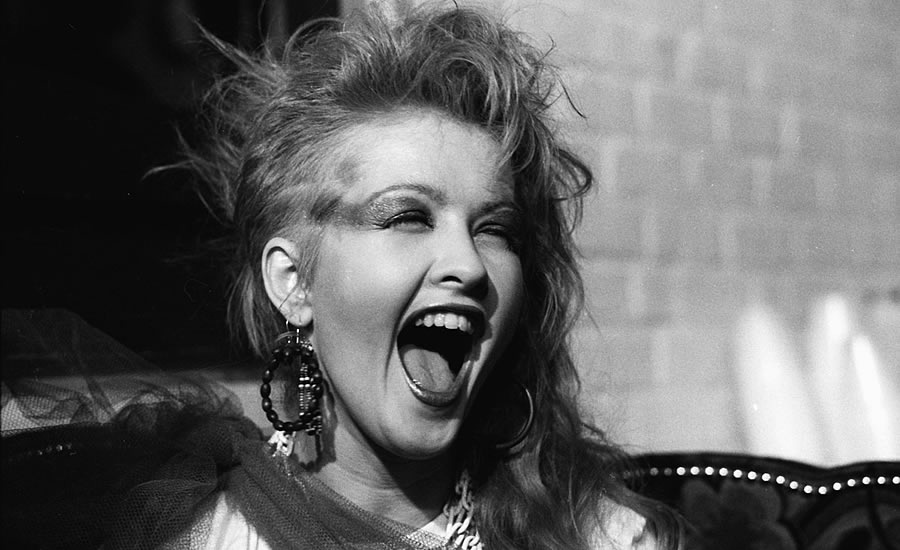 Cantora Cyndi Lauper