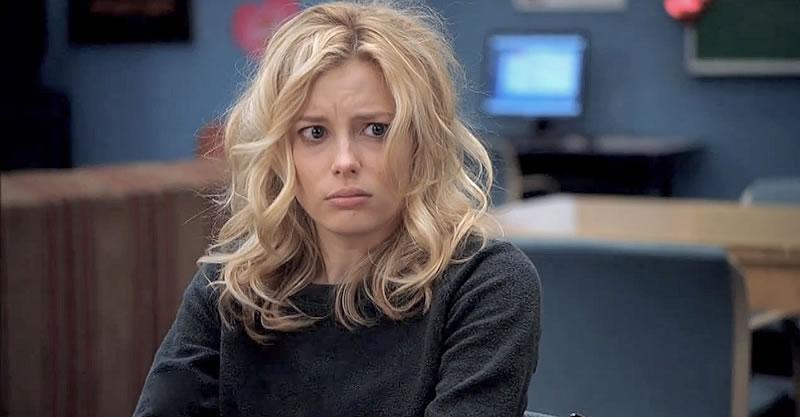 Britta Perry - Personagem de Gillian Jacobs em Community
