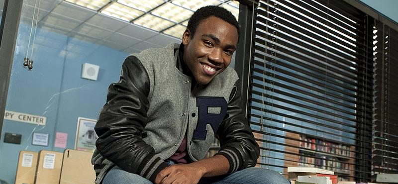 Troy Barnes, personagem de Donald Glover em Community