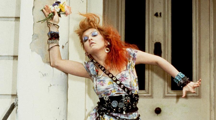 Cyndi Lauper, anos 80