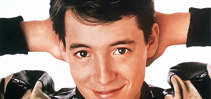 Ferris Bueller's Day Off anos 80