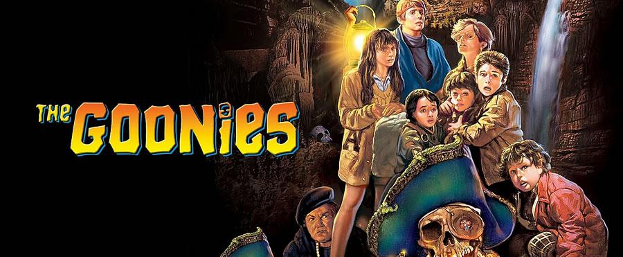 Filme Os Goonies - Ícone dos anos 80