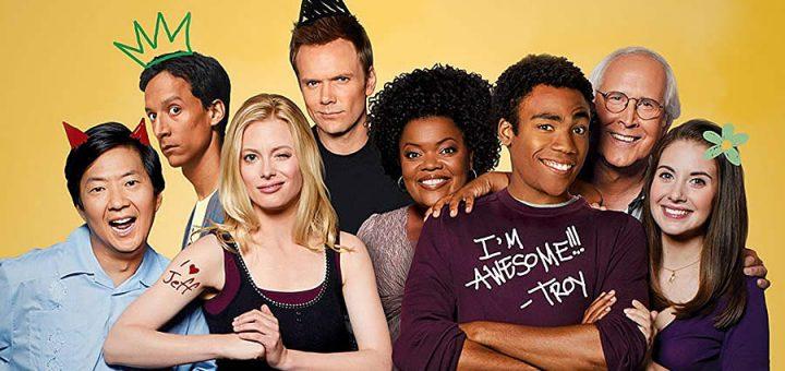 Community - Personagens da série