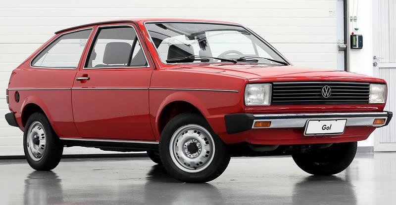 Volkswagen Gol, 1980