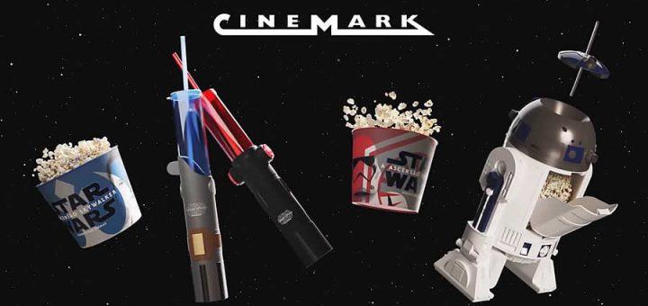 Combo R2D2 Cinemark