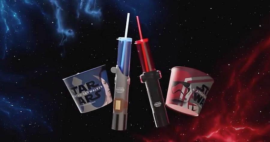 Combos Cinemark Star Wars Ascenção de Skywalker